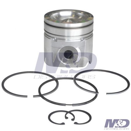 Mahle Original 2009 - 2013 6.7L Dodge Rebore Kit with Pin, Retainers, & Rings