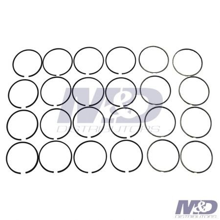 "Mahle Original 0.030"" 8 Cylinder Piston Ring Set"