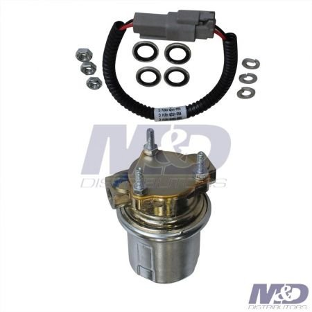 M&D Distributors 12-Volt Fuel Supply Pump Kit