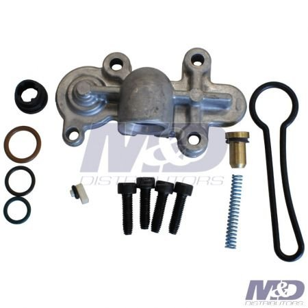 M&D Distributors 2003 - 2010 Ford 6.0L, 6.4L Power Stroke Fuel Pressure Regulator & Seal Kit