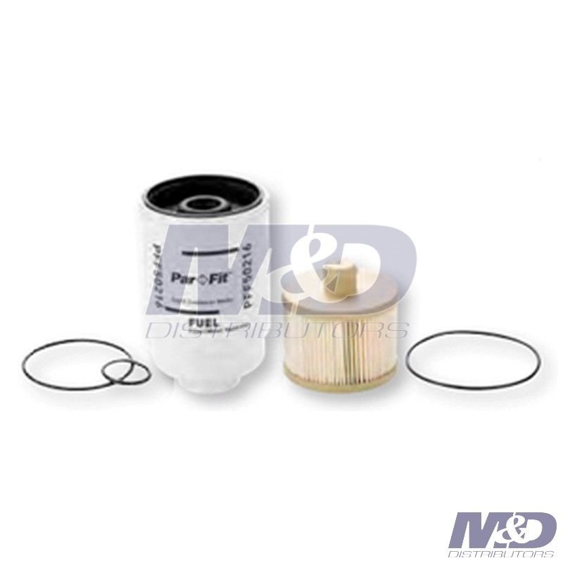 parker racor fuel filter kit