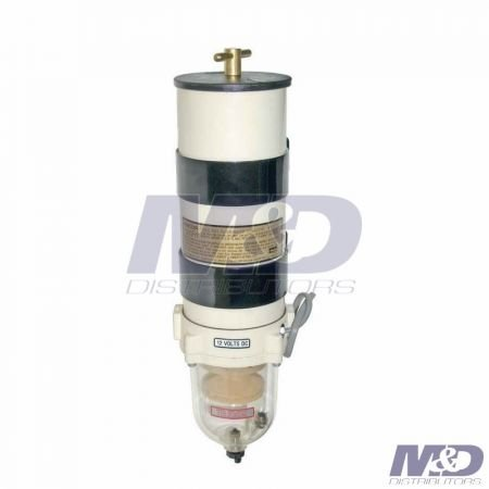 Parker Racor 30 Micron, 1000-Series Fuel Filter / Water Separator