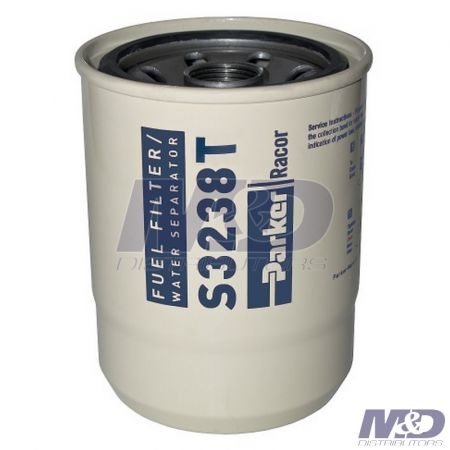 Parker Racor 3150R Series, 10-Micron Fuel Filter