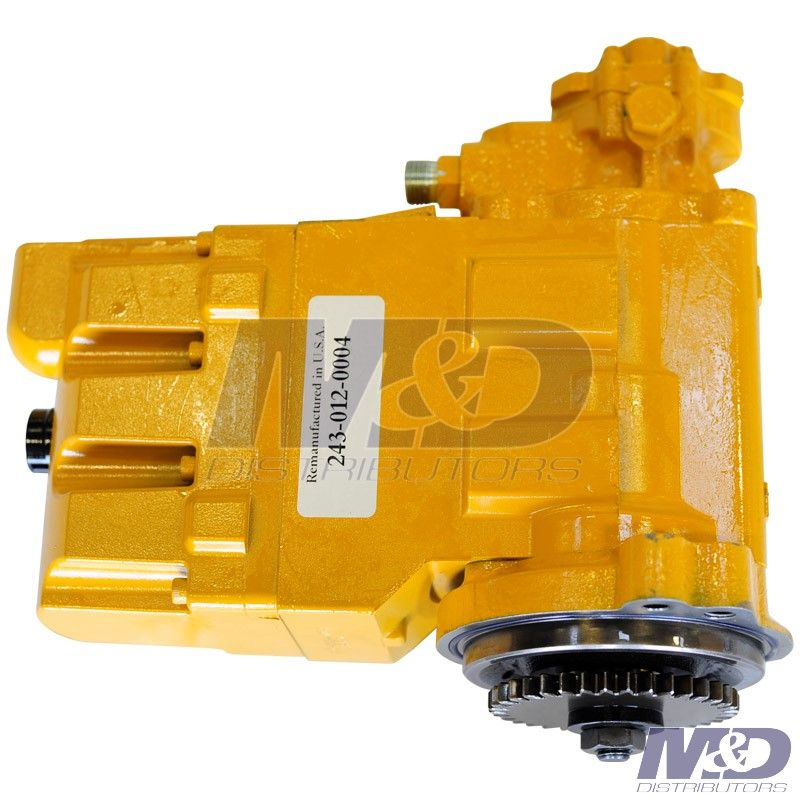 Caterpillar Cat C7 Heui 10r8899 Pump M Amp D Distributors