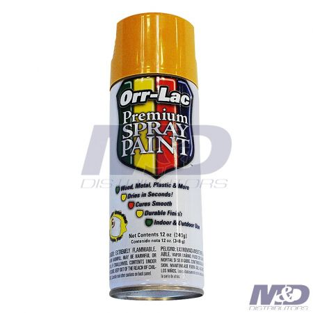 Spray Products Harvest Gold Spray Paint