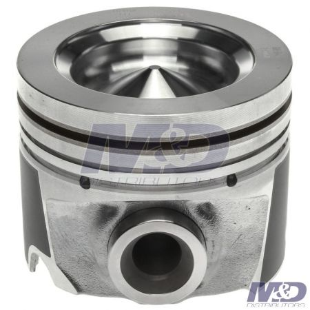Mahle Original Standard Piston with Pin & Retainers