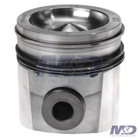 Mahle Original 2005 - 2009 5.9L Dodge Standard Piston with Rings, Pin, & Retainer Rings