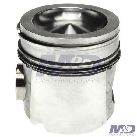Mahle Original 0.020 in. Piston with Rings, Pin, & Retainer Rings