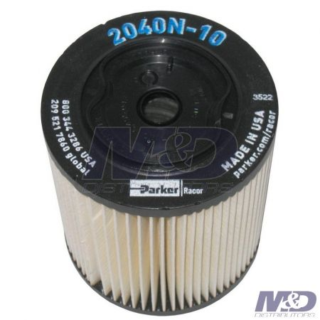 Parker Racor FUEL FILTER ELEMENT RACOR 900 TURBINE SERIES 10 MICRON
