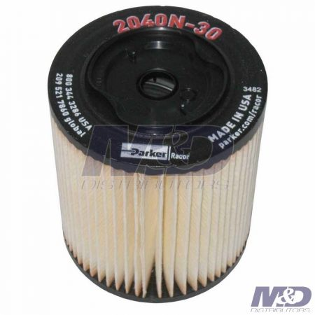 Parker Racor 30 Micron, 900 Turbine Series Primary Fuel Filter Element