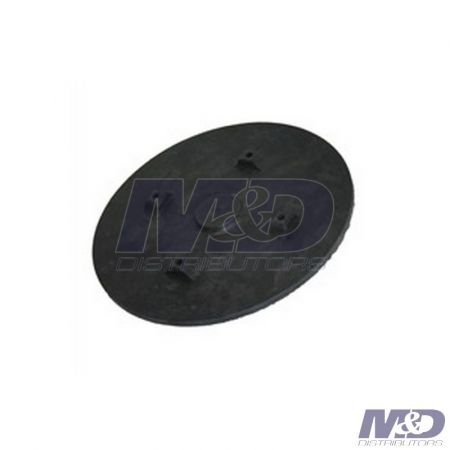 NWP Water Pump Backing Plate
