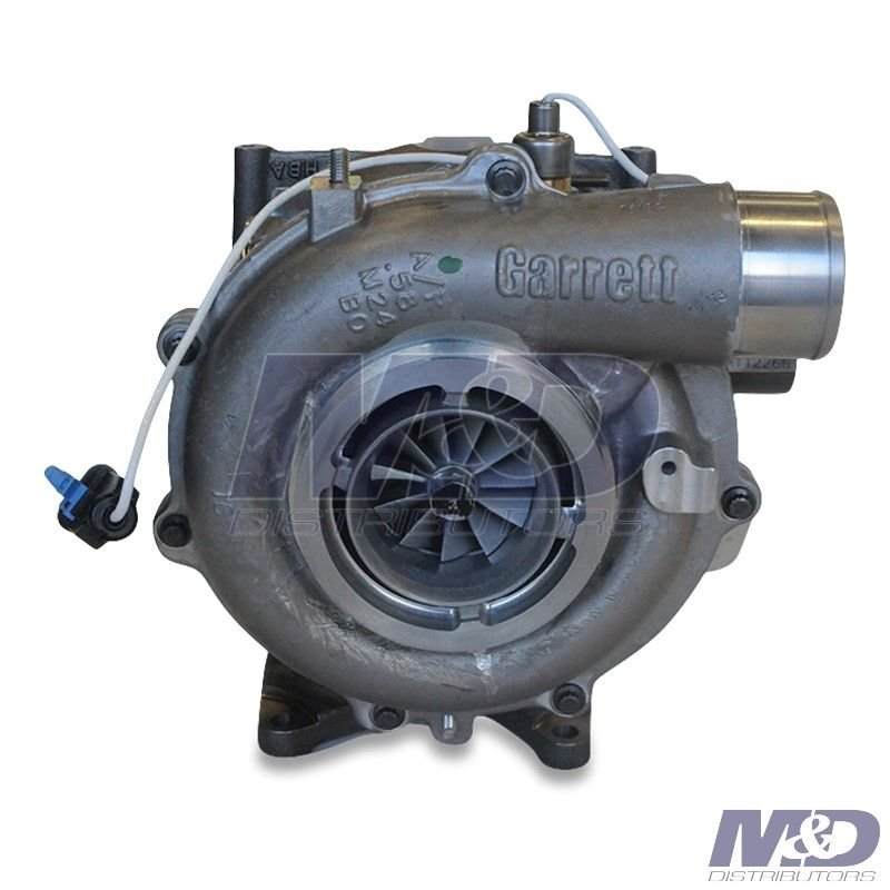 Garrett New Turbocharger