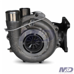Garrett 2010 - 2016 6.6L Duramax Turbocharger, New