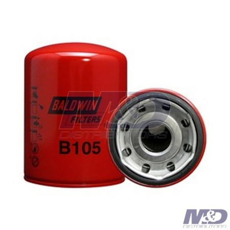 Baldwin OIL FILTER SPIN ON DETROIT 2-53 3-53 4-53