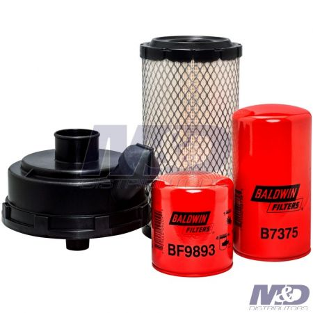 Baldwin FILTER SERVICE KIT FOR THERMO KING