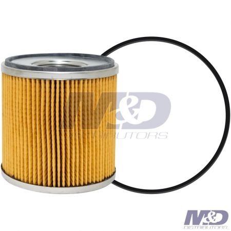 Baldwin 5 Micron DAHL Fuel Filter Element