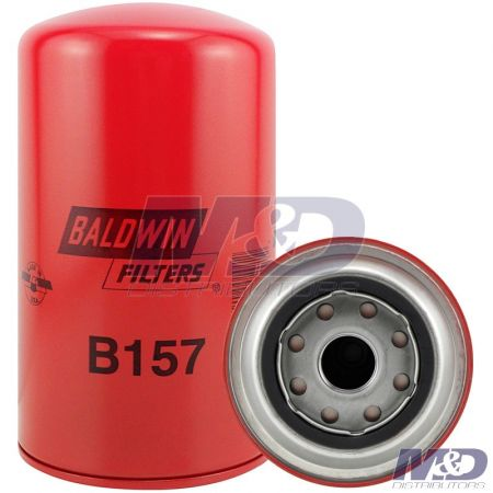 Baldwin Full-Flow, Spin-On Oil / Lube Filter