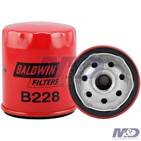 Baldwin Spin-On Oil / Lube Filter