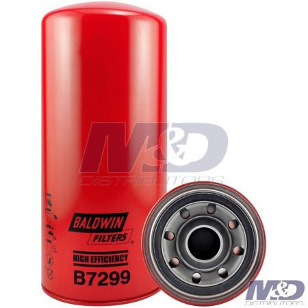Baldwin High Efficiency Spin-On Oil Filter