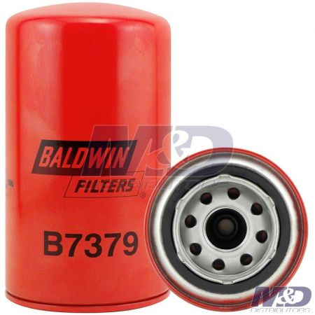 Baldwin OIL FILTER SPIN ON 6.7L FORD 2011 - 2018 POWER STROKE