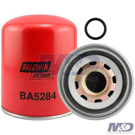 Baldwin FILTER COALESCER AIR DRIER VAN HOOL BUS WITH DAF ENGINES