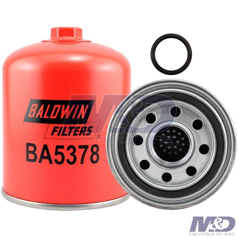 Baldwin FILTER COALESCER AIR DRYER SPIN-ON SCANIA