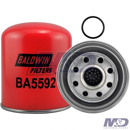 Baldwin FILTER DESICCANT AIR DRYER SPIN-ON MACK TITAN VOLVO