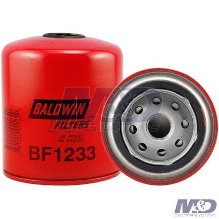 Baldwin Spin-On Fuel Filter / Water Separator with a Sensor Port