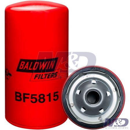 Baldwin Secondary Spin- On Fuel Filter
