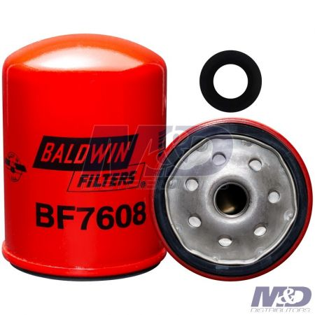 Baldwin Spin-on Fuel Filter
