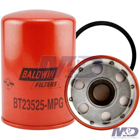 Baldwin FILTER MAXIMUM PERFORMANCE GLASS HYDRAULIC SPIN-ON