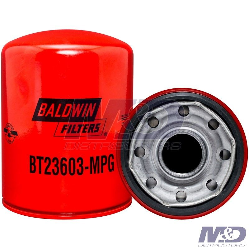 Baldwin Maximum Performance, Spin-On, Glass Hydraulic Filter