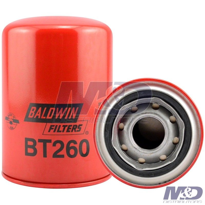 Baldwin FILTER HYDRAULIC OR TRANSMISSION SPIN ON