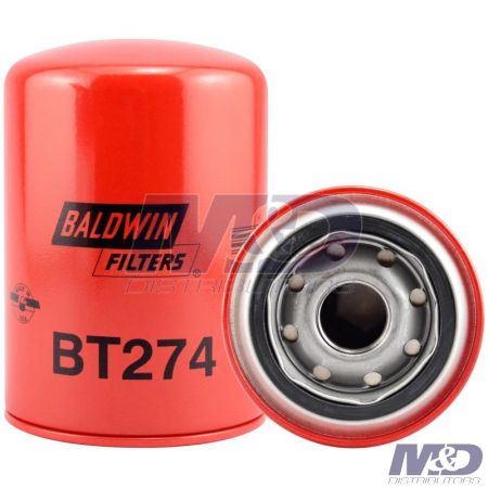 Baldwin HYDRAULIC SPIN ON FILTER