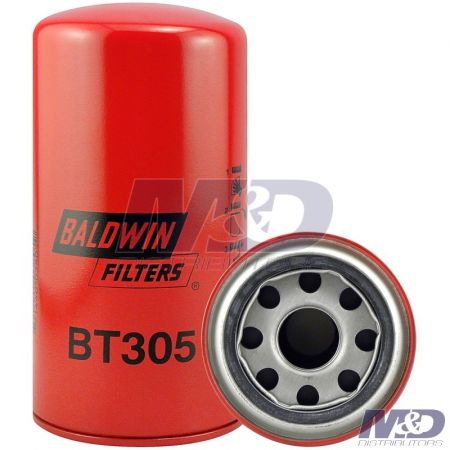 Baldwin HYDRAULIC FILTER SPIN ON CATERPILLAR EQUIPMENT