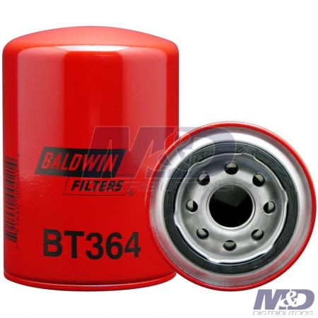 Baldwin Full-Flow Oil/Lube Or Hydraulic Spin-On Filter