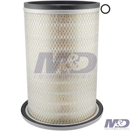 Baldwin Air Filter Element with Lid