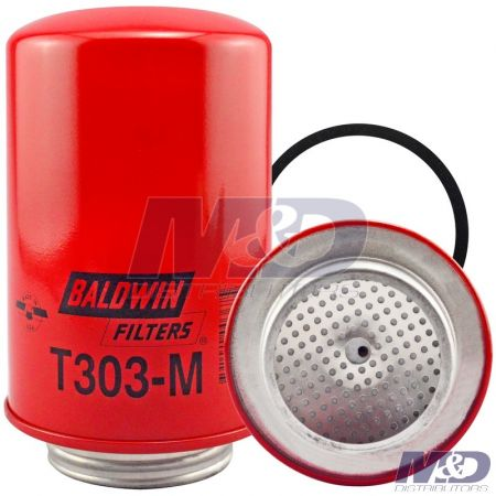 Baldwin FILTER BY PASS LUBE SPINON WITH SCREW NECK