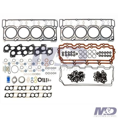 Alliant Power 2003 - 2006 Ford 6.0L Power Stroke Head Gasket Kit without Studs