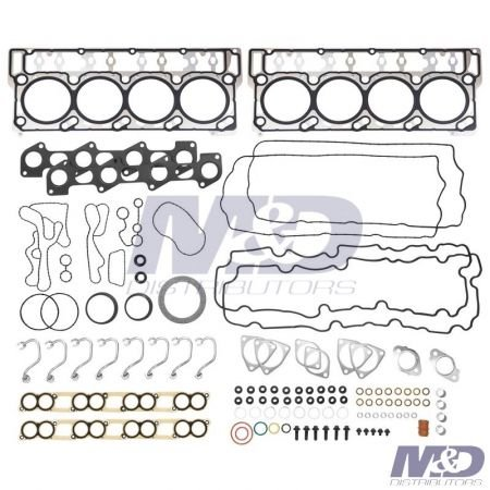 Alliant Power Head Gasket Set with Injector Lines & without Studs