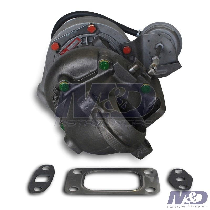 Garrett Remanufactured Turbocharger