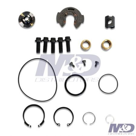 Garrett 6.0L Power Stroke & 6.6L Duramax Turbocharger Repair Kit