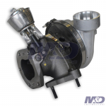 Borg Warner Turbo Systems New High Pressure Turbocharger