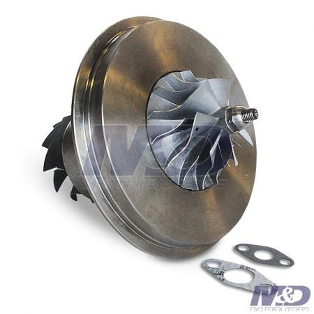 Borg Warner Turbo Systems New Turbocharger Center Housing Rotating Assembly (CHRA)