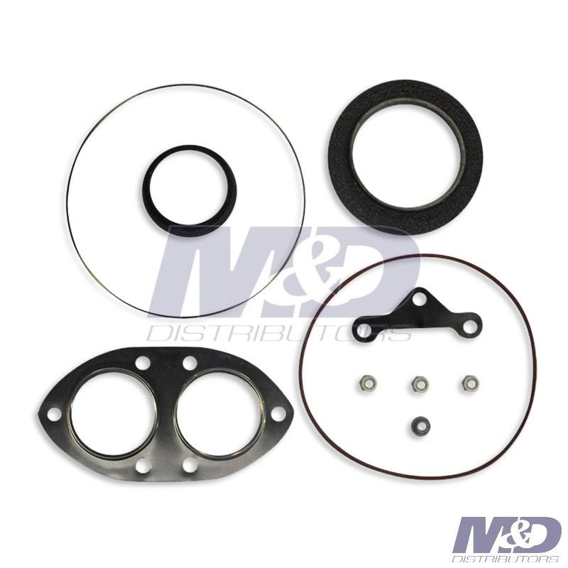 Borg Warner Turbo Systems Turbocharger Mounting Gasket Set