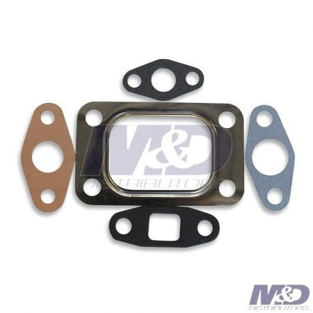 Borg Warner Turbo Systems Turbocharger Mounting Gasket Kit
