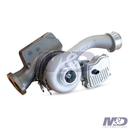 Borg Warner Turbo Systems Remanufactured High Pressure Turbocharger With An Actuator