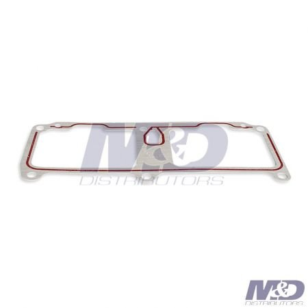 "Cummins GASKET CAM FOLLOWER BEADED N14 .042"" thick"