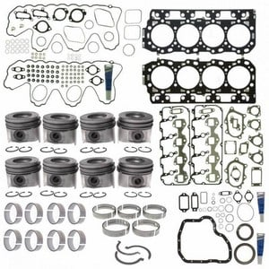 This is the category Engine - Caterpillar (CAT) - 3100 Series - 3116 - Overhaul Kits & Sets - In-Frame Overhaul Kits. This image leads to a webpage with parts specific to those engines.