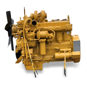 This is the category Engine - Caterpillar (CAT) - 3300 Series - 3306. This image leads to a webpage with parts specific to those engines.